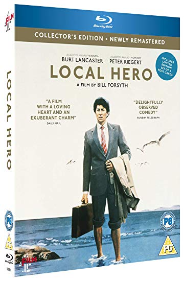Local Hero - Collector's Edition Blu-Ray