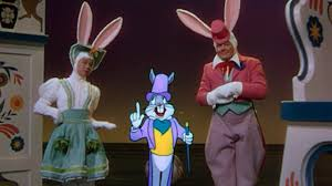Wascally Wabbit makes Doris' Day
